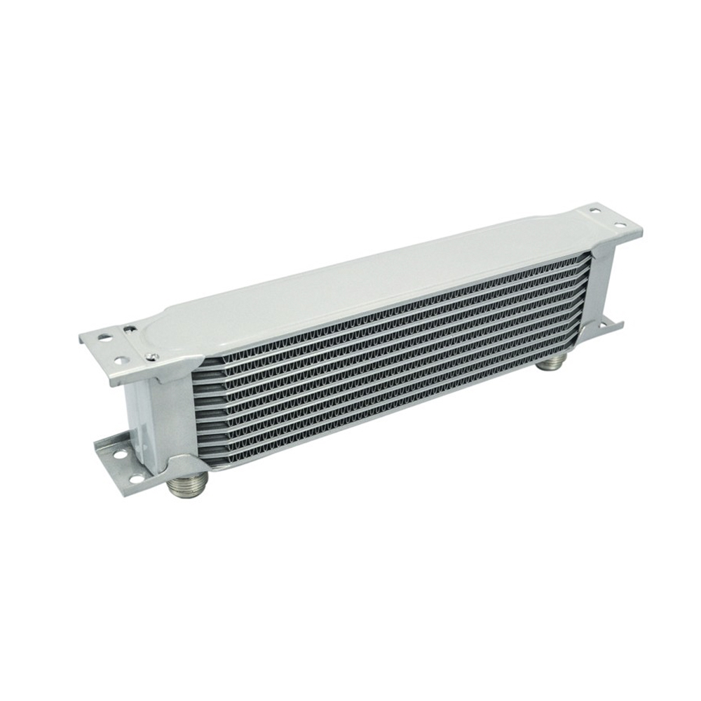 WLR RACING-алюминиевый Универсальный Масляный радиатор AN10 с приводом двигателя 10 рядов WLR7010