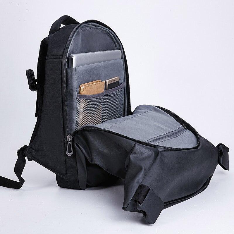 KALIDI Bolsa de ordenador portátil impermeable 15.6 pulgadas Mochila - Accesorios para laptop - foto 5