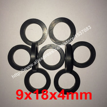 9X18x4mm NBR rubber flat gasket o ring seal washer