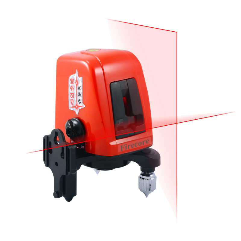 Laser Level AK435 2 Lines 1 Points 1V1H1D Horizontal And Vertical Rotary Lazer Line Cross Line