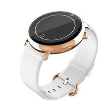 Aiwatch c7 smart watchกันน้ำhdหน้าจอรอบสนับสนุนยูวีเครื่องวัดอุณหภูมิpedometerอัตราการเต้นหัวใจนาฬิกาข้อมือpk iwo 2 dm365 amazfit