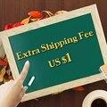 La tarifa de envío adicional