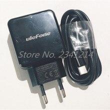 Новинка для Ulefone power 5 USB адаптер зарядное устройство ЕС вилка путешествия 5А 5В. Быстрая зарядка+ usb-кабель type-C для телефона Ulefone power 5