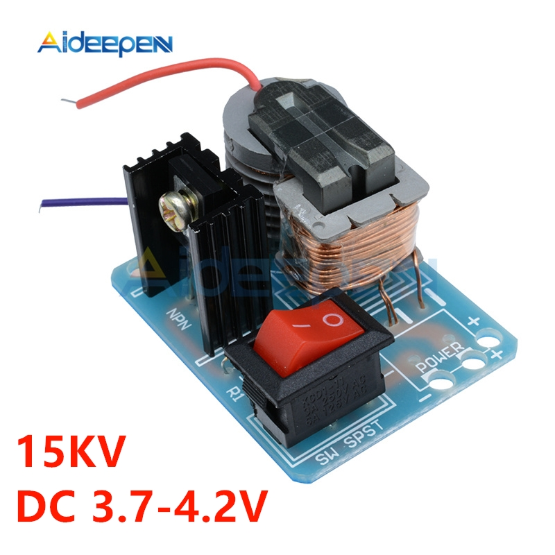 Hot Sale] 15KV High Frequency DC High Voltage Arc Ignition
