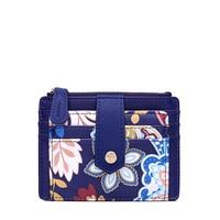 Fashion Floral Designer Women Cute Wallet Clutch Wallets Cartoon Printing Card Small Slim Wallet
