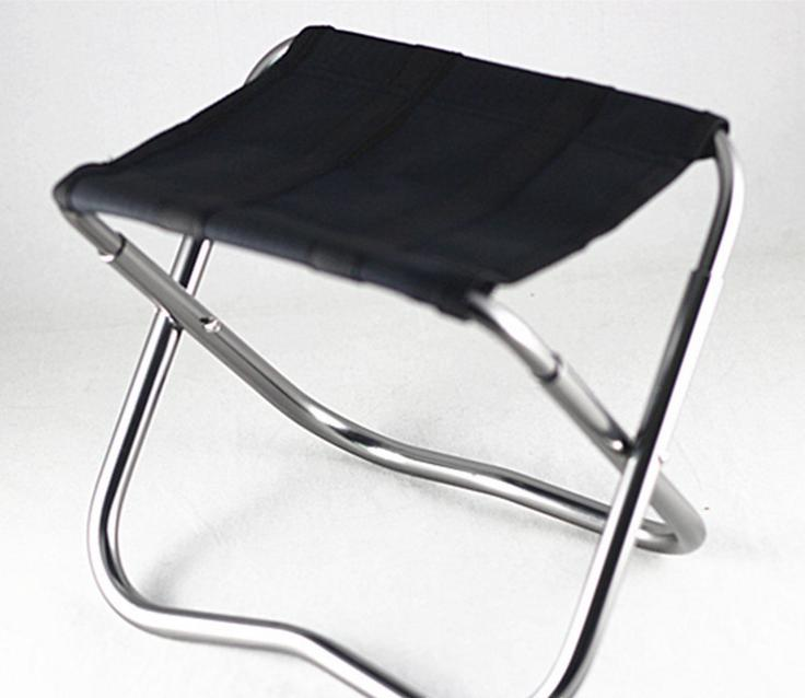 Super Light Aluminium Alloy Folding stool Portable fishing Outdoor Beach Picnic Barbecue Party Chair outdoor multifunctional folding stool ultra light fishing chair aluminum alloy fishing stool portable beech chair picnic chair