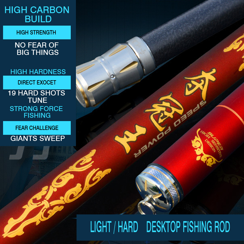 Buy 3.6 m 3 kg heavy weight 70g pick superhard ultralight fishing large force 19 tone tone black pit 28 meters 4.5.4 carp pole for $174.00 in AliExpress store