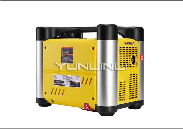 Gerador de gasolina 2kw220v, casa, rv, ar