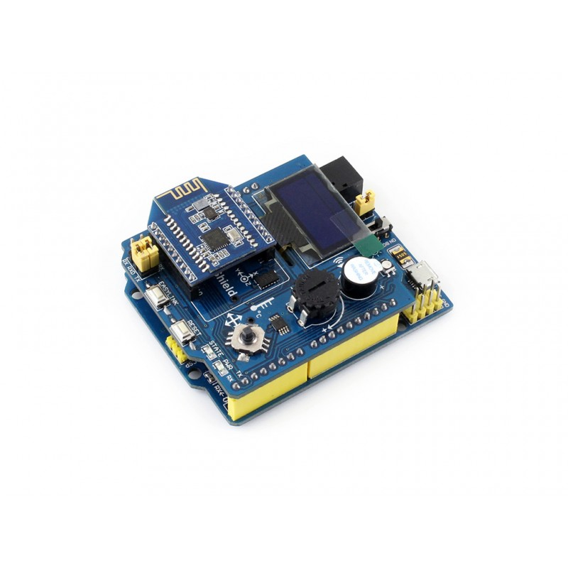 Starter Robot Kit-Blue Bluetooth Version Makeblock