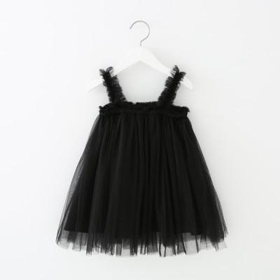 VIDMID Baby Girls vest Dresses Cotton Brand summer Girls lace Dress Kids girls Clothes children's sleeveless clothing 7065 01 5