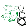 For HONDA CRF450R CRF 450R 2009 2010 2011 2012 2013 2014 Motorcycle engine gaskets cylinder gasket Crankcase Covers  kit set