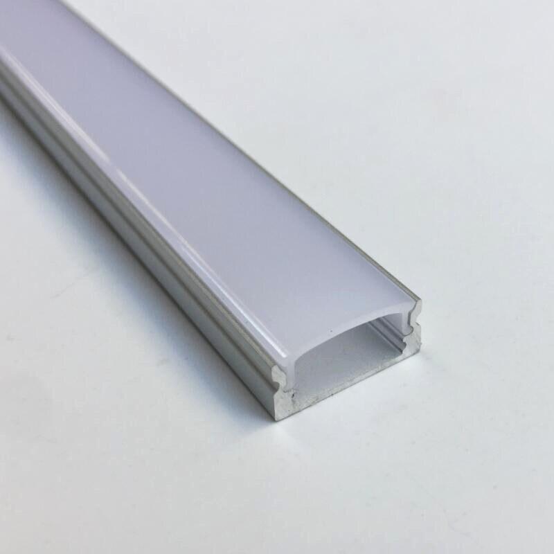 0.5m/pcs 5-20pcs/lot led aluminum profile TS07B LED Profile 20pcs lot mdd2601 to252