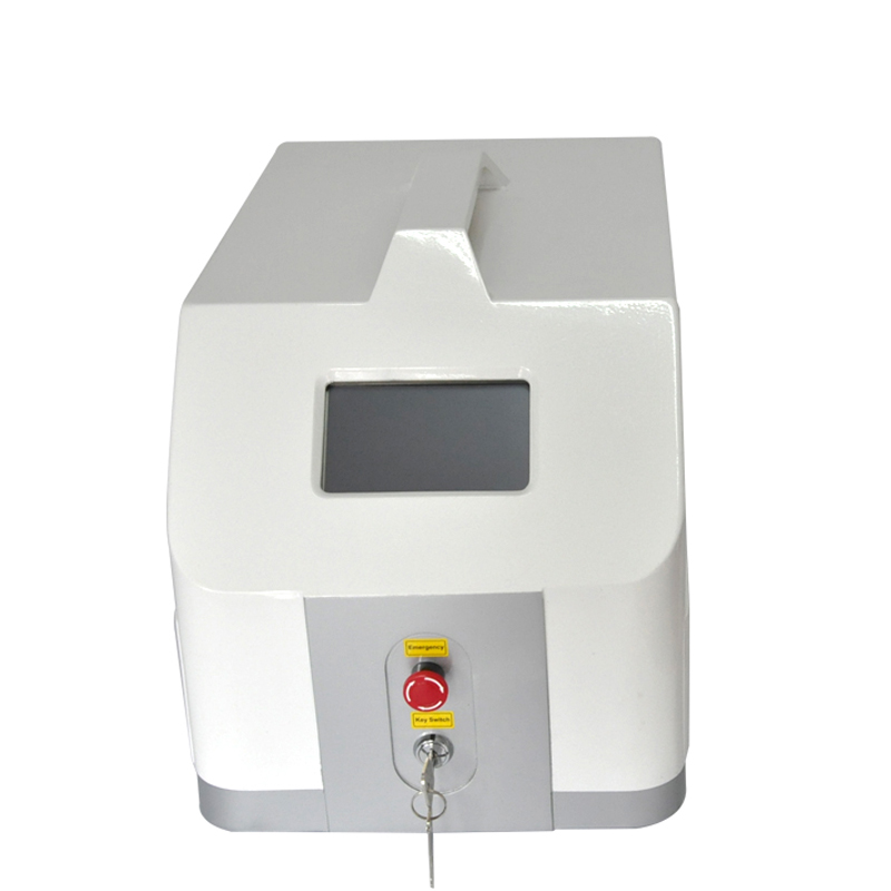 Big Surprise For Christmas ! Portable ND YAG Laser Tattoo Removal <font><b>1064</b></font> <font><b>nm</b></font> 532nm Nd Yag Laser image