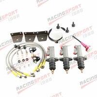 Hydraulic Brake Pedal Box Fitting Kit