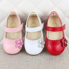Новинка года; стильные туфли для девочек; туфли принцессы с цветами; тонкие туфли для детей; От 1 до 3 лет обувь для маленьких девочек; обувь для вечеринок для малышей; MCH0941