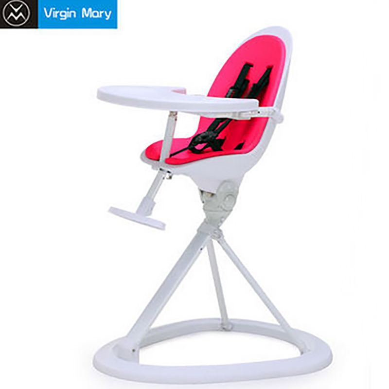 Vrigin mary child dining chair fashion folding quality baby dining chair dining table multifunctional chair