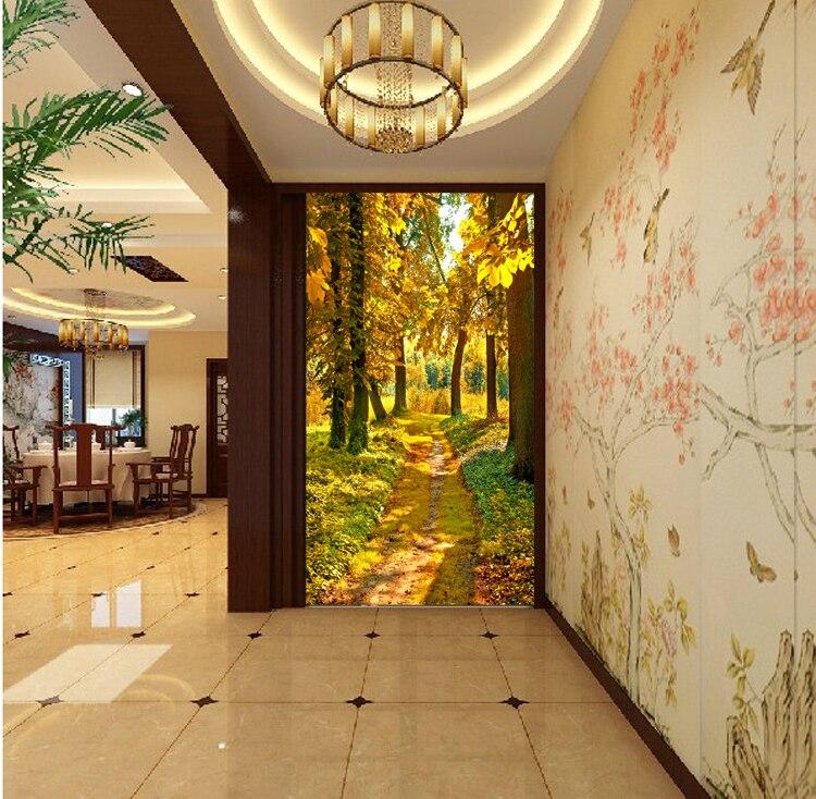 comprar d versin vertical de fondo de pantalla mural de fondo de papel de pared pasillo de entrada pasillo pasarela foto