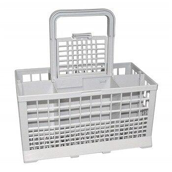Panier à couverts universel pour lave-vaisselle pour Carrera Eurotech Homark Lendi Servis Powerpoint blanc Westinghouse Baumatic Bosch Nef