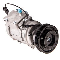 Компрессор кондиционера для Toyota Landcruiser HDJ100 (серия 100) HDJ78R HDJ79R 2001 2007 кондиционер A/C