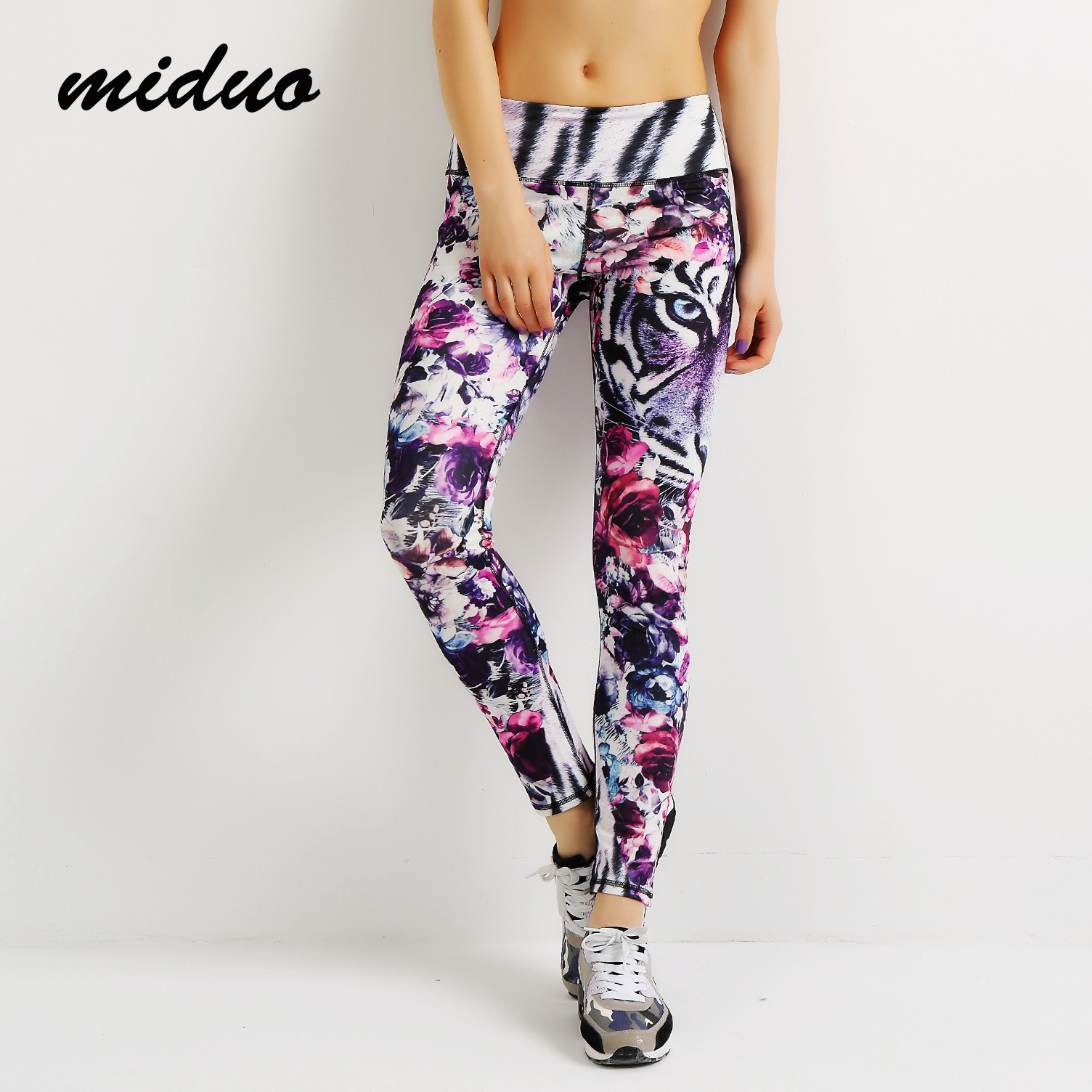 Compare Prices on Tiger Print Yoga Pants- Online Shopping/Buy Low ...