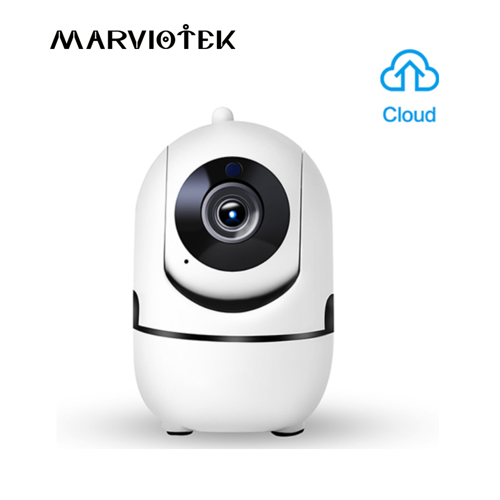 720P Wireless Camera IP Smart Home Security WiFi IP Camera WiFi Pan Tilt PTZ CCTV Camera 1080P Two Way Talk Night Vision