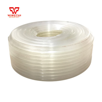 100m/roll OD16mm*ID12mm PU Tubing Pneumatic Air Compressor Hose Tube Pipe Transparent