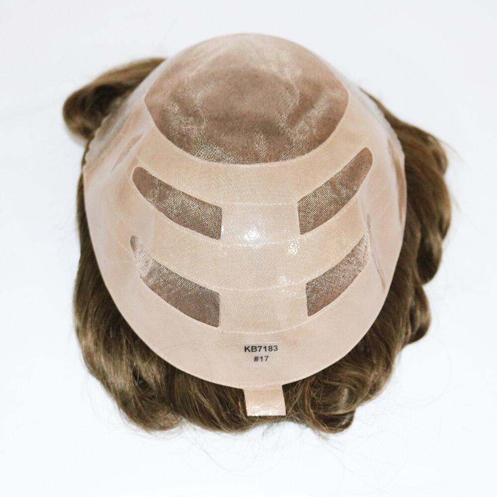 brown toupee wigs