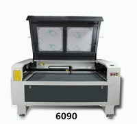 100W 6090 Laser Engraving Machine CO2 Laser Cutting MachinePower Ruida 6442S Support Russian Language 220V / 110V free shipping