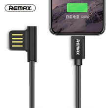 Remax USB Mobile Phone Charge Cable iOS 11 Phone Cables 2.1A Fast Charge data Sync Cable For iPhone 5 5S 6 6S 7 8 Plus iPad 2