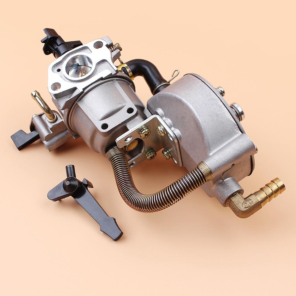 Pump 4 Gasoline Engine Fuel GX160 160 Stroke HONDA Dual For 5HP Motor GX Chinese 200 5 170F 6 GX200 5HP Carburetor Water 168F