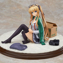 Japan Anime Light Novel Saenai Heroine no Sodatekata Eriri Spencer Sawamura PVC Action Figure Sexy Girl Doll Collectibles