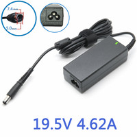 19 5V 4 62A 7 4 5 0mm AC Adapter For Dell Inspiron XPS 1530 1545