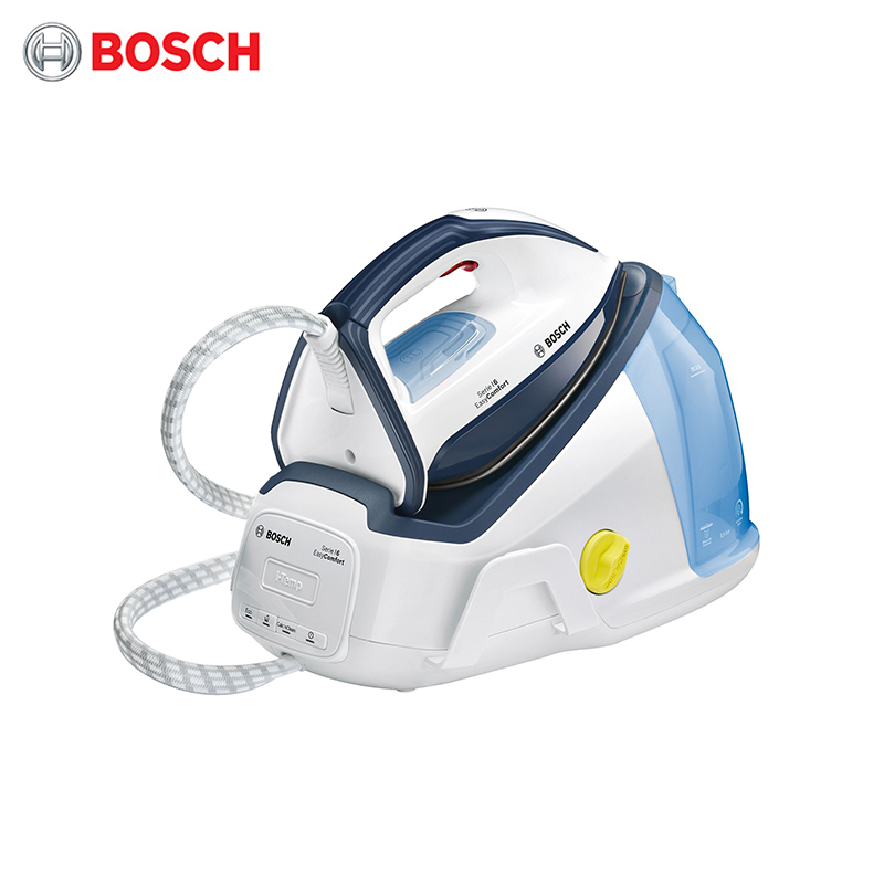 Steam station Bosch TDS6010 steam generator steamgenerator iron garment laundry for ironing household home appliances steam station philips gc6804 20 steam generator iron ironing set steam iron steamgenerator gc 6804 electriciron