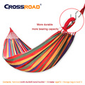 NEW indoor hanging chair single 200x100cm High Quality hammock chair double Canvas Portable Outdoor Camping Garden swing&rope
