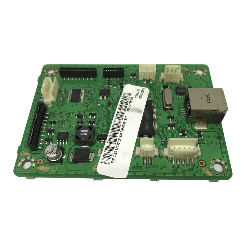 2160 Main board  for Samsung ML - 2160 2161 2161 2160 2165 printers картридж hi black для samsung mlt d101s ml 2160 2162 2165 2166w scx3400 3406w 1500стр