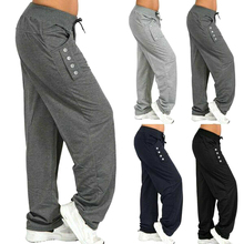 Trousers Sports-Pants Stretch Fitness Girls Running Casual Gym Women Drawstring Breathable