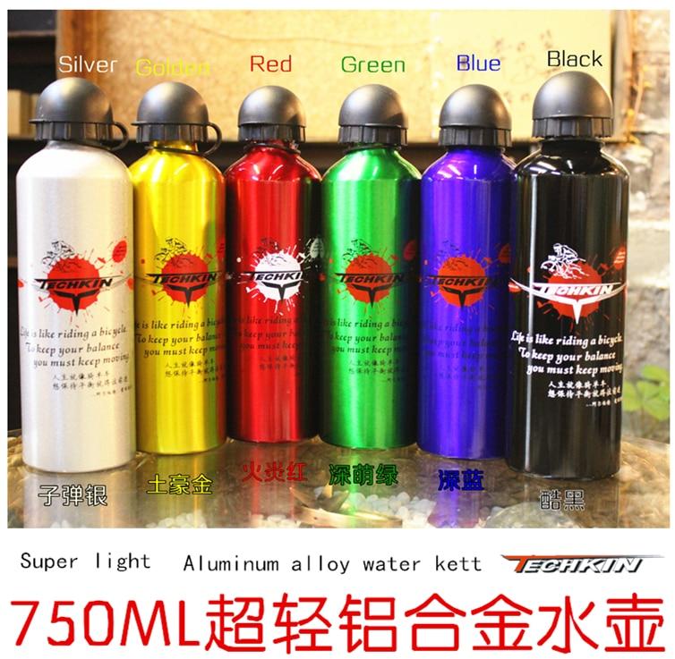 Factory production21212 750ml aluminum kettle / TECHKIN / bottle / sports bottle