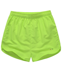 Quick Drying Clothing Men Swimmer Elastic Waist Surfing Shorts Fitness Beach Wear Surf Short Athletic Board Water Sports D023