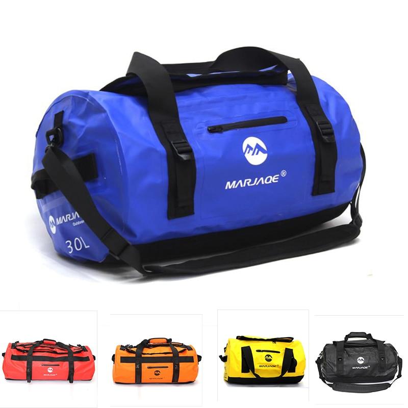 Уличная водонепроницаемая сумка для плавания, для рыбалки, сухая Сумка для кемпинга, фитнеса, парусного спорта, водонепроницаемая сумка для...