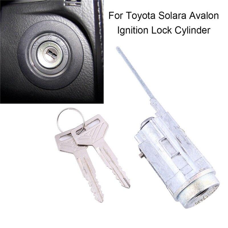 69057-33170 Ignition Switch Lock Cylinder /& Keys for Toyota Avalon Camry Solara Ignition Switch Lock