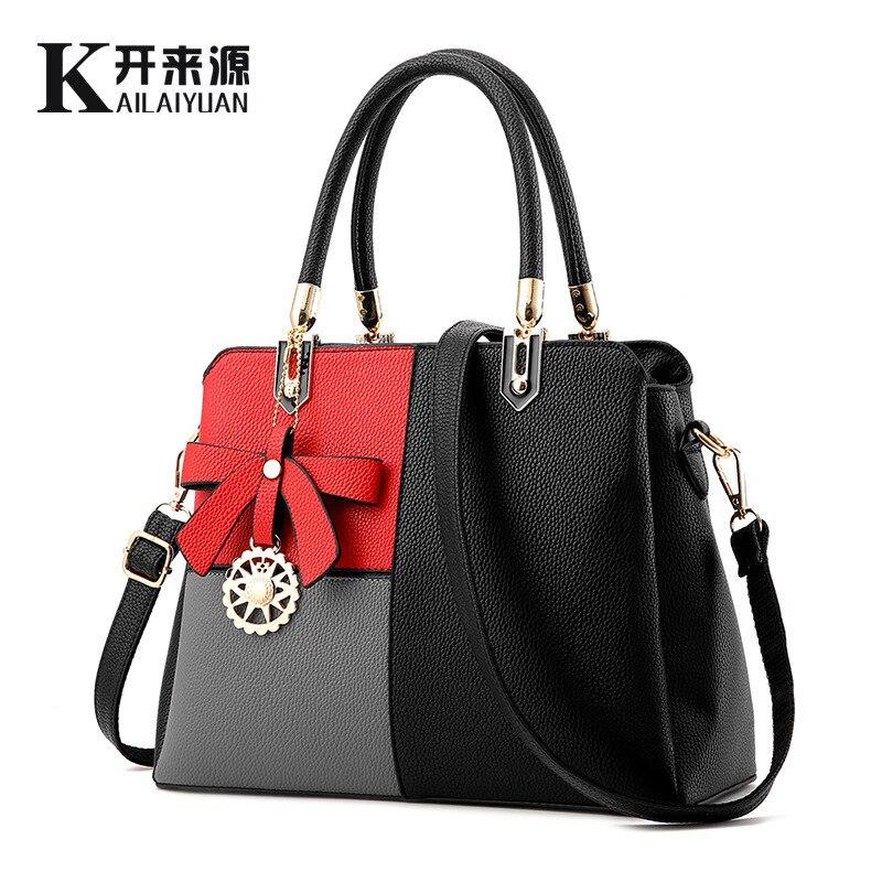 Woman Package 2016 New Pattern Tide Bag Woman Finalize The Design Sweet Lady Woman Package Messenger Shoulder Handbag Factory