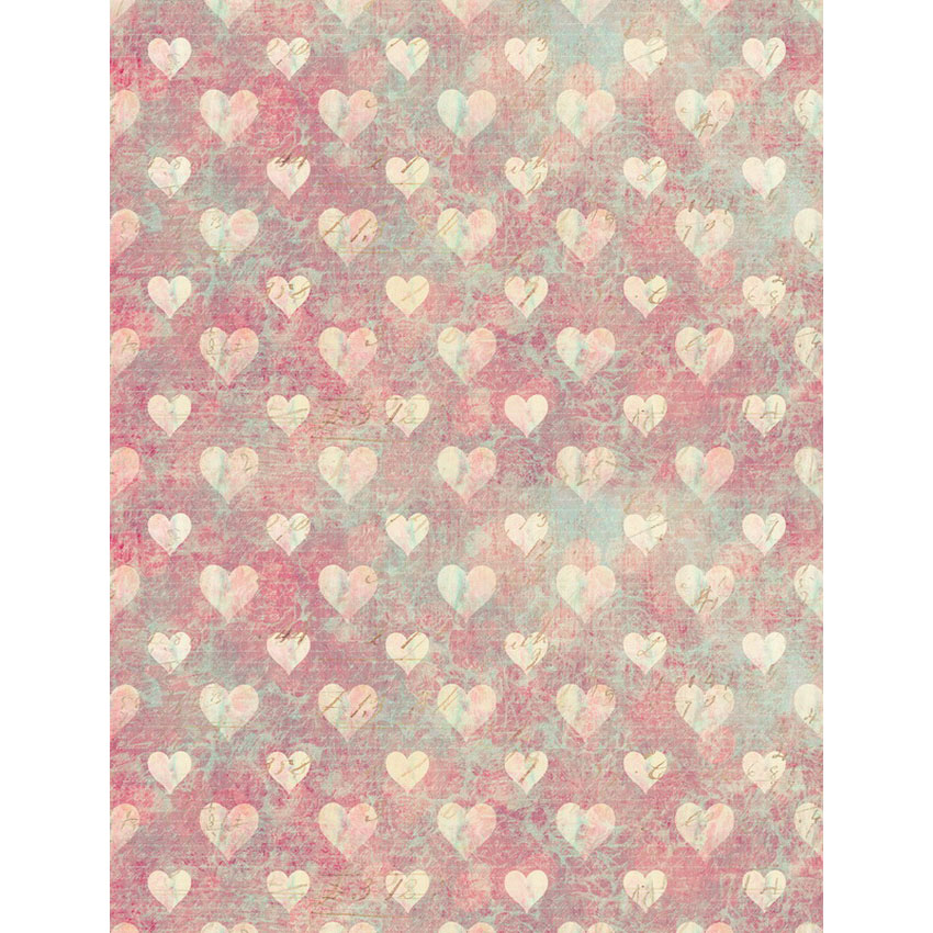 Customize vinyl cloth print newborn love hearts pattern photographic backgrounds for baby photo photography studio props S-2305 10ft photography backdrops vinyl cloth print study room photo studio backgrounds for photographic props cm 4817