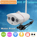 Outdoor Ip Camera waterproof IP67 IR cut Home cctv camera support SD card ONVIF 2.0 720P HD
