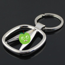 Car styling alloy keychain Key ring For Acura CDX