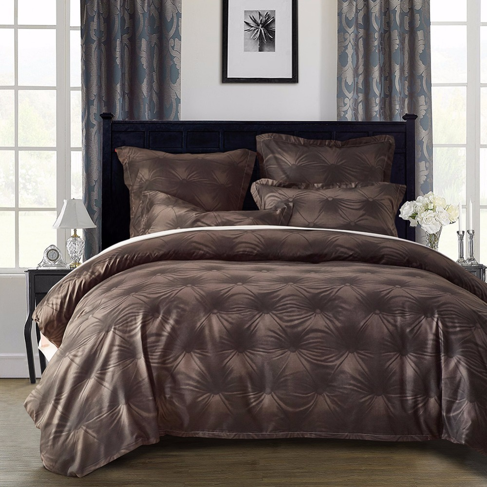 Brown and red bedding - Western 3d Bedding Set Black Red Fashion Design Duvet Cover Set Bed Cover Pillow Case Usa