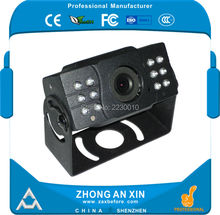 720P HD Waterproof IP67 IR Analog High Definition mini rear view projector color camera train vehicle camera