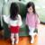 Baby Girl Boy Ropa de Cuello Redondo Suéter Caliente Niños Toddler Kids Jersey de Cuello Vuelto jersey de Cuello Alto Invierno Otoño Suéter de Punto Flojo