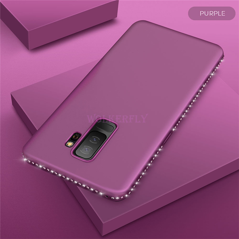 US $0.89 25% OFF Bling Diamond Case For Samsung galaxy A8 A6 S8 S9 Plus 2018 S7 Edge A3 A5 A7 J3 J5 J7 2017 Prime A7 2018 Case Soft Back Cover-in Fitted Cases from Cellphones & Telecommunications on Aliexpress.com   Alibaba Group