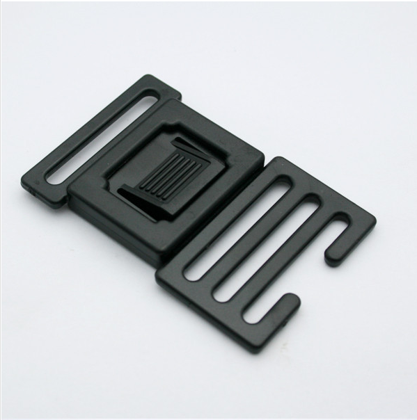 Wholesale Free shipping 25pcs 30/38mm high quality black POM splice buckles plastic bag buckles for luggage M020-30-40