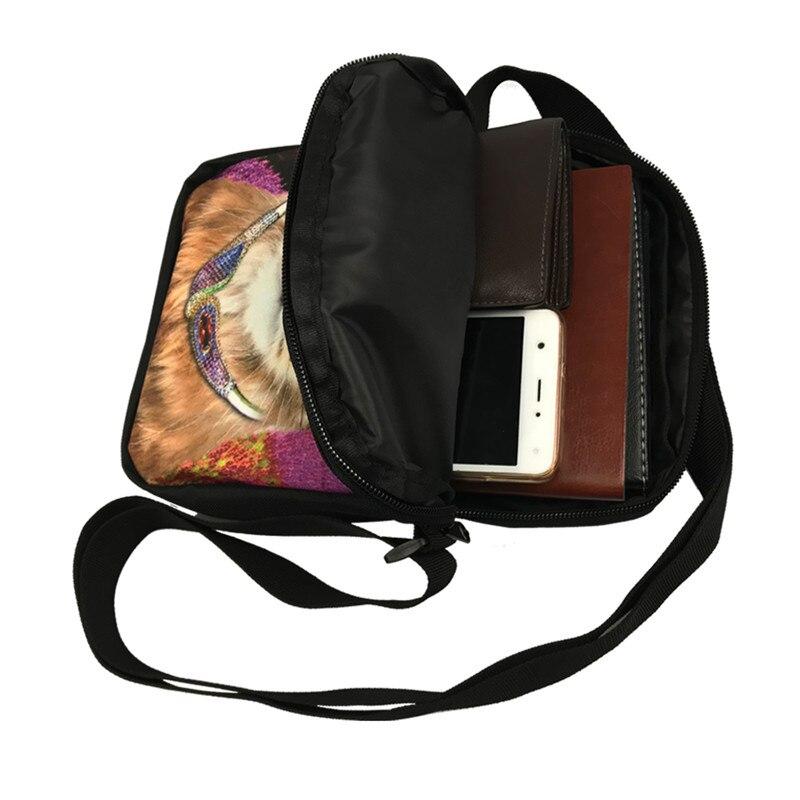 04 function female small messenger bag